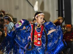 Tsuut'ina grand entry and intertribals 1